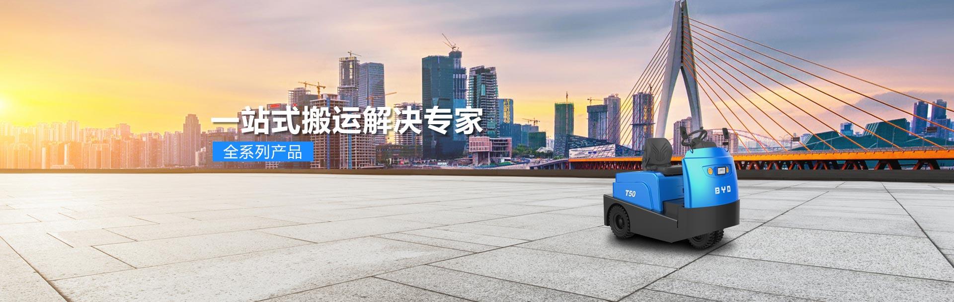 重庆比亚迪叉车